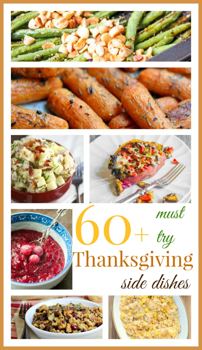 Must try Thanksgiving side dishes
