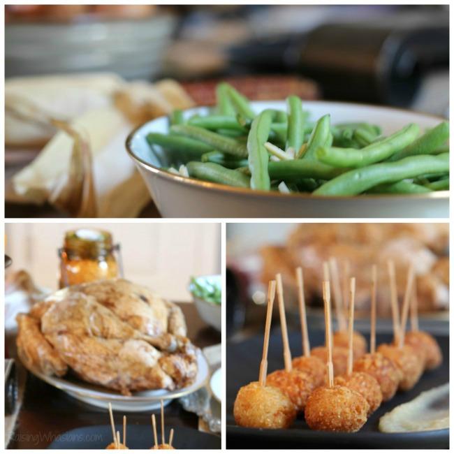 Thanksgiving food ideas