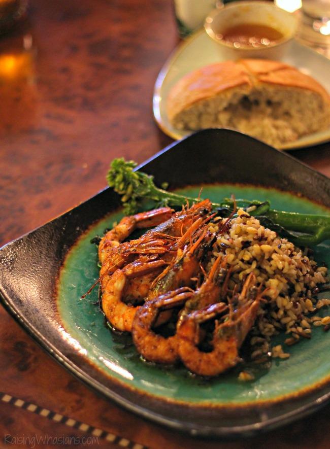 Jungle skipper canteen shrimp
