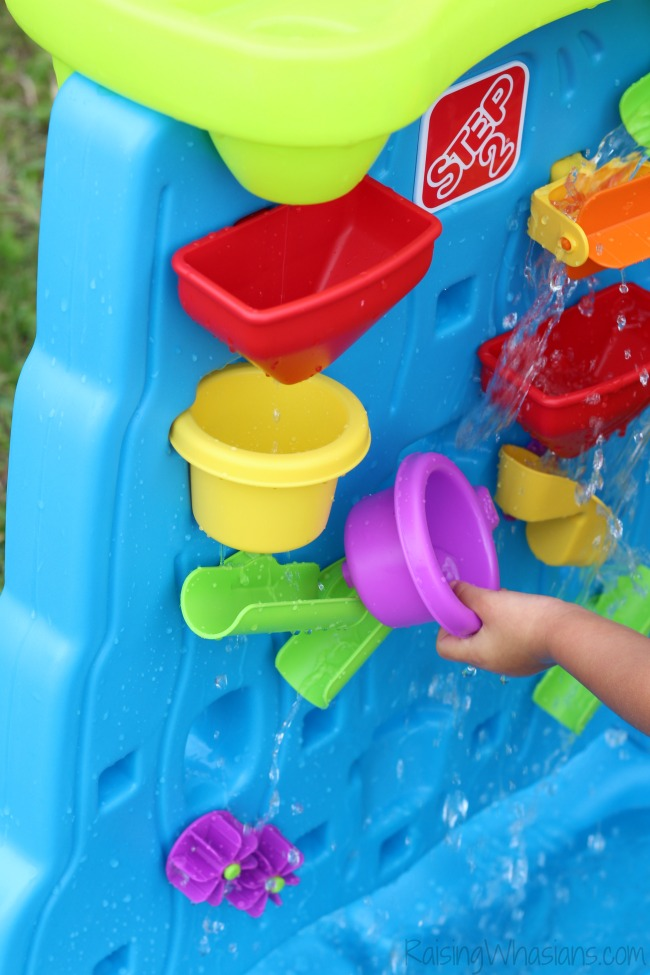 Summer water play ideas