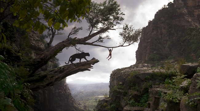 The jungle book movie review for kids
