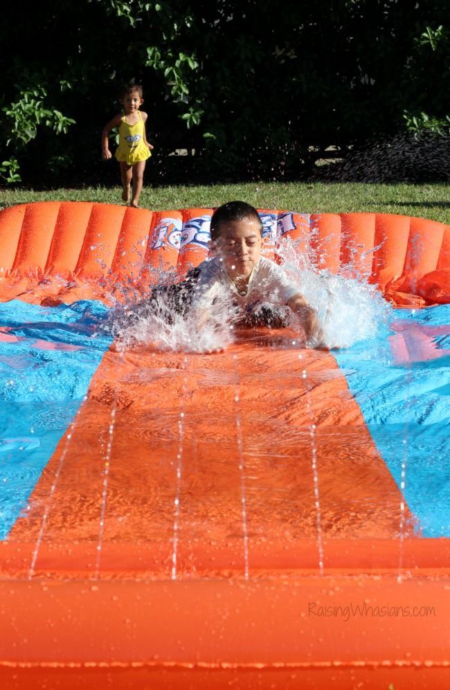 H2OGO water slide review