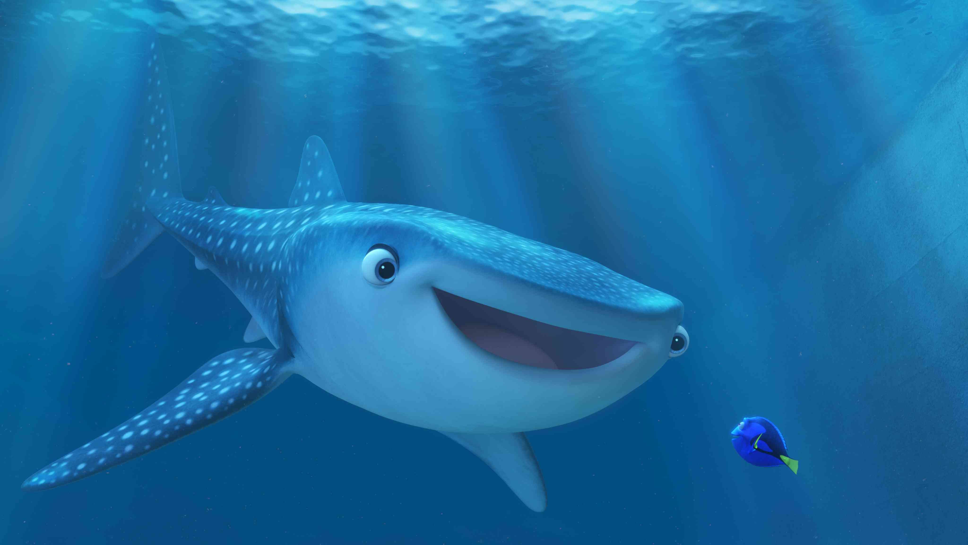 Finding Dory movie review for parents