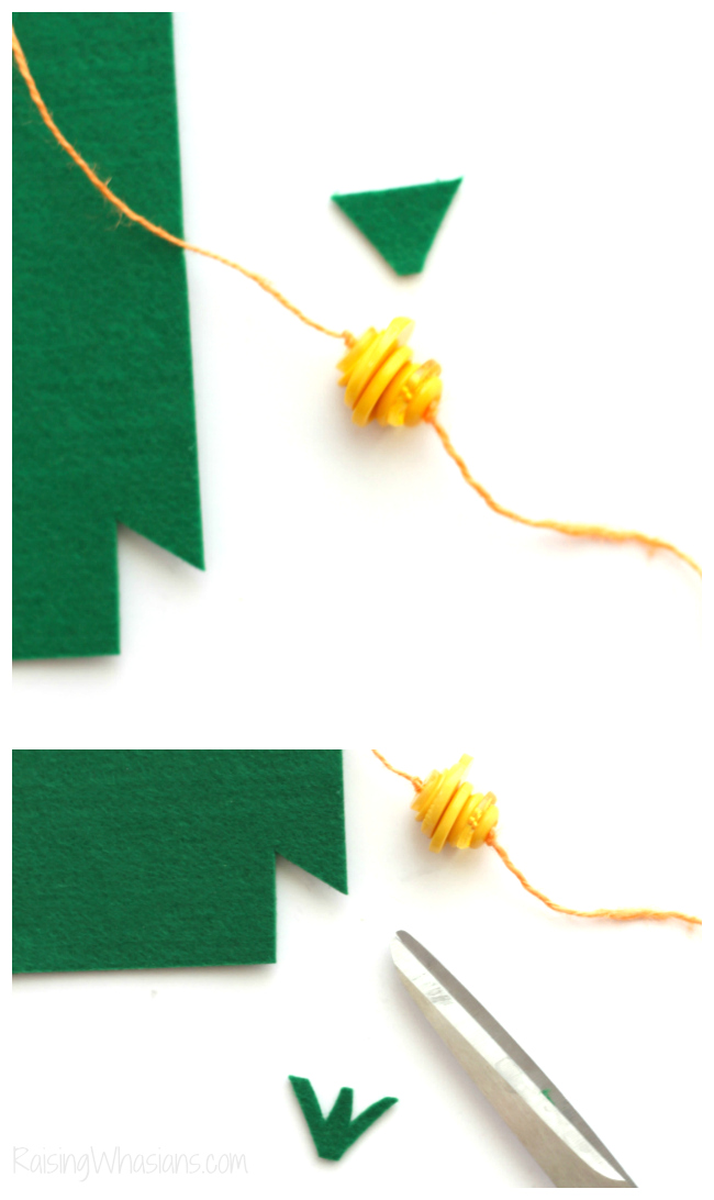 Pineapple craft tutorial