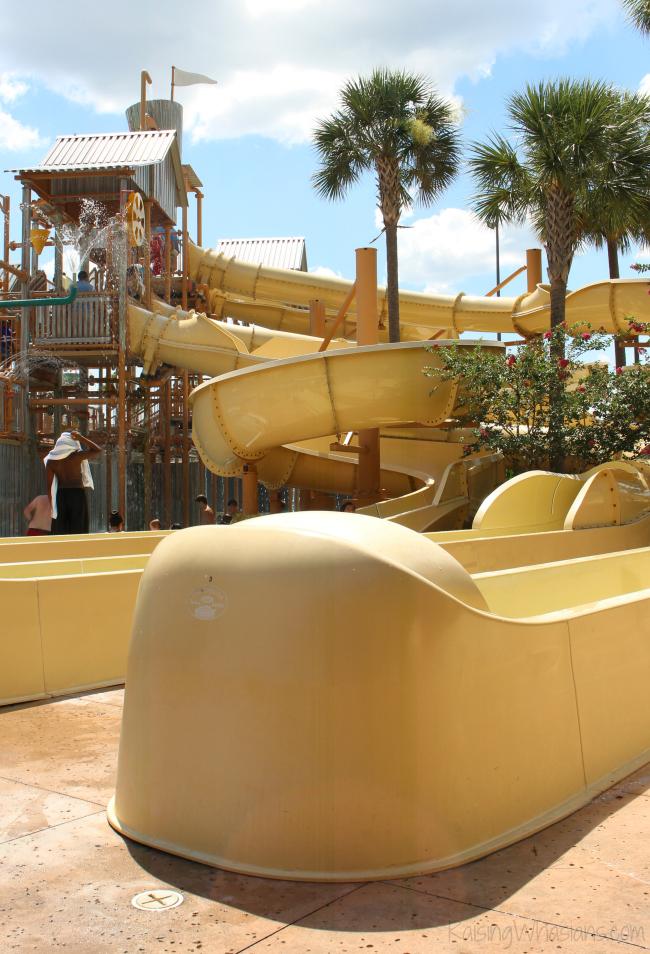 Orlando best hotel pools