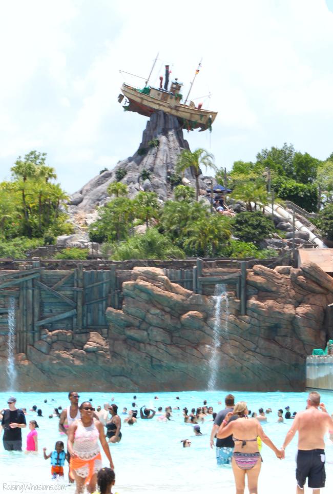 Orlando water parks list