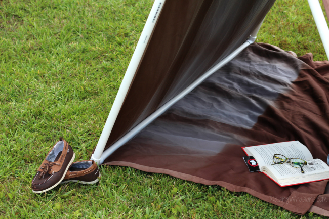 Easy tent for kids