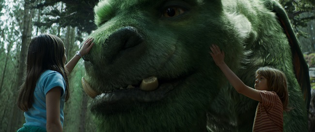 Pete's dragon review for kids