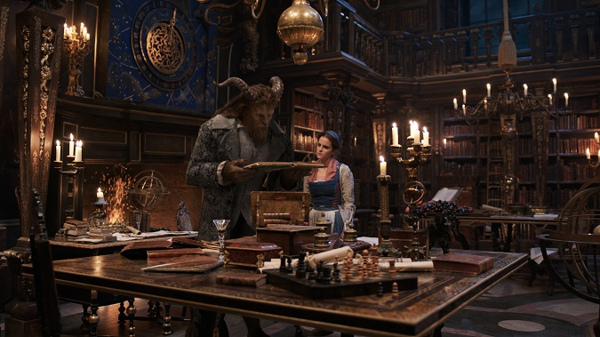 Beauty and the beast review for kids