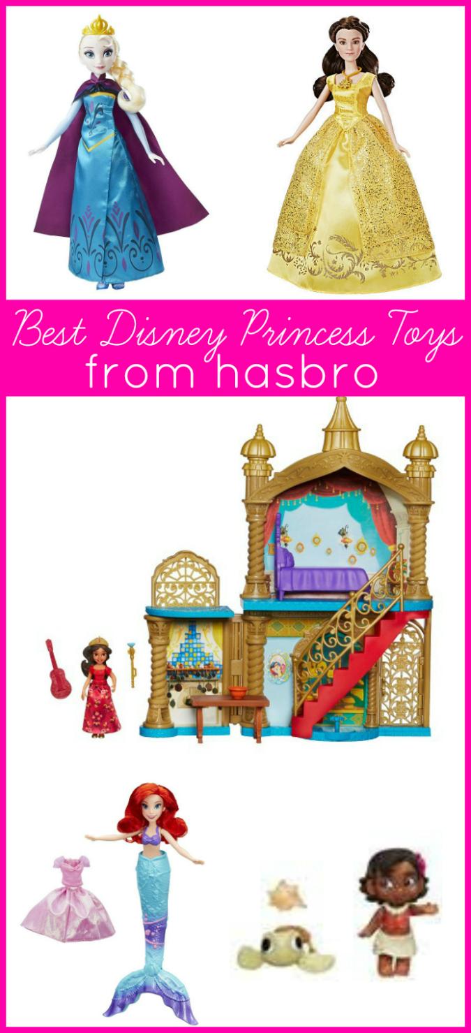 Best Disney princess toys for summer