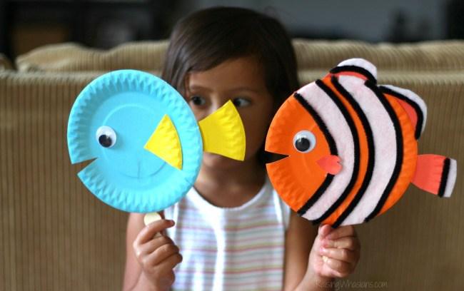Easy summer craft ideas from dollar store