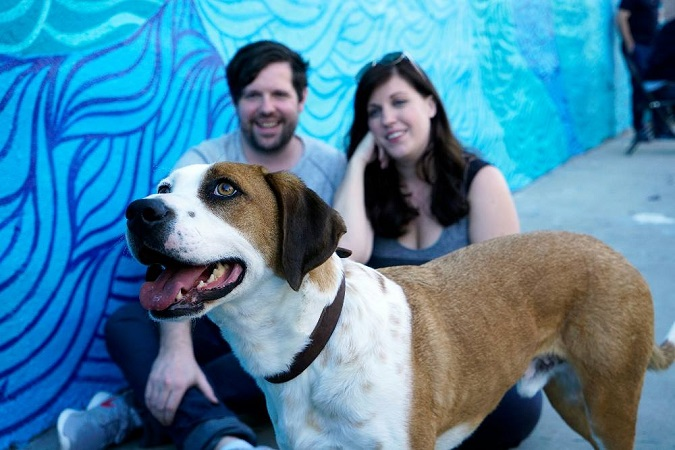 Samm Hodges Allison Tolman interview downward dog
