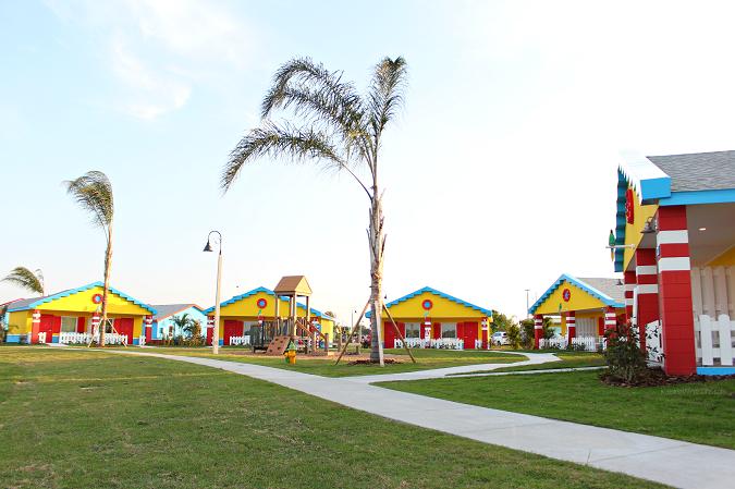 Legoland beach retreat review