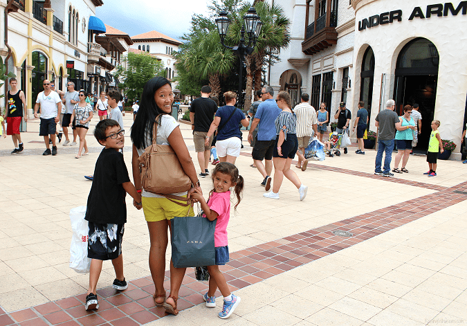 Best tips for back-to-school shopping at Disney springs