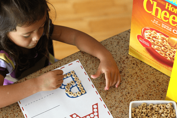 Free printable abc worksheets for preschoolers Help your child master Pre-K with these FREE Printable ABC Worksheets for Preschoolers. Learning the ABCs is much more fun with Do a Dot Cheerios - Hands-on learning for preschoolers with this kids activity - Don't miss this learning activity for preschoolers to learn their letters. Amazing early reading skill development - #KidsActivities #FreePrintable #homeschool #Preschool #EarlyLearning