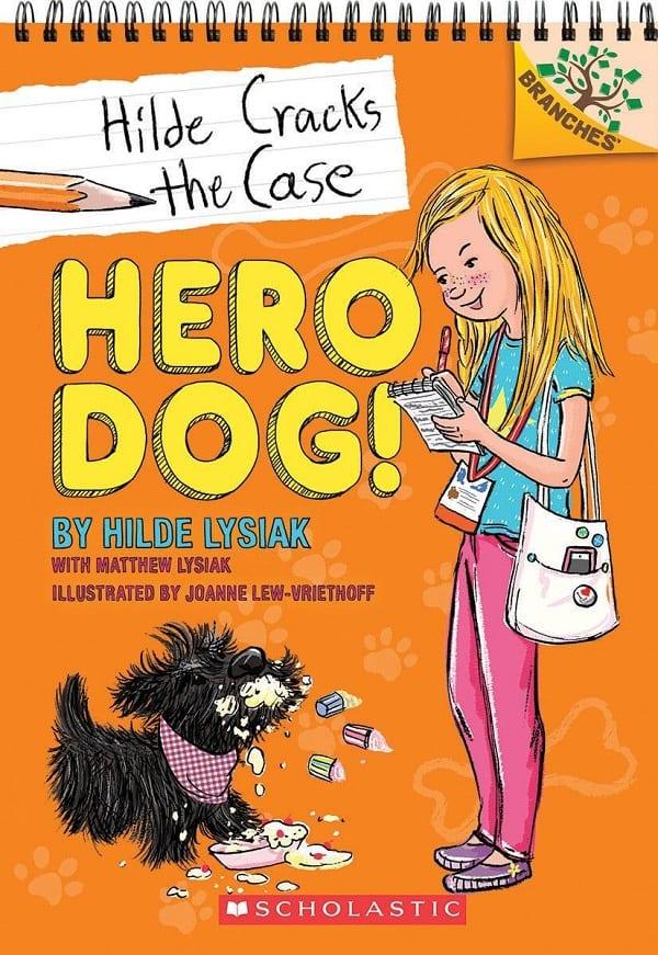 HIlde cracks the case hero dog review