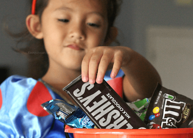 Candy safety for kids