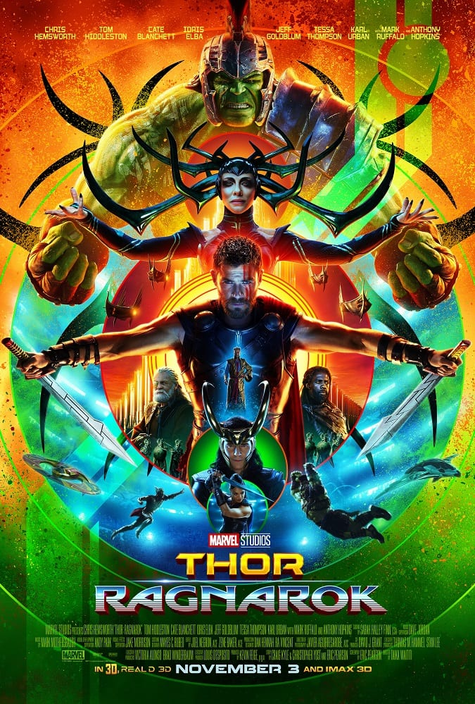 Thor: Ragnarok review safe for kids