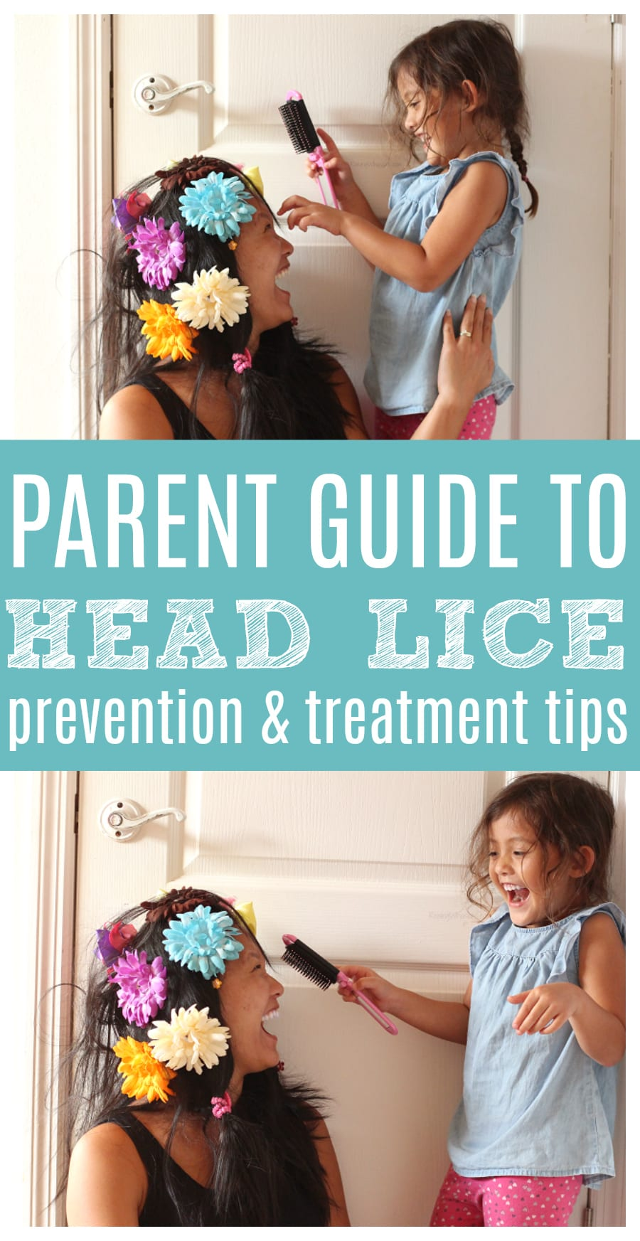Parent guide to head lice