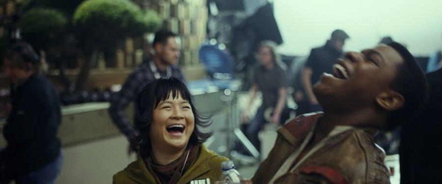 Kelly Marie Tran star wars Asian female hero