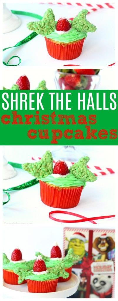 Shrek the halls dessert pinterest