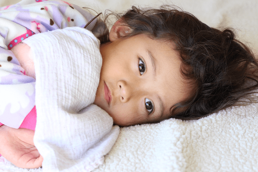 Best tips to treat your child's flu symptoms at home