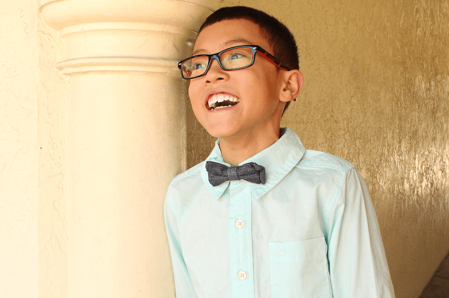 Easter style for boys