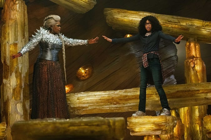 Is a wrinkle in time safe for kids
