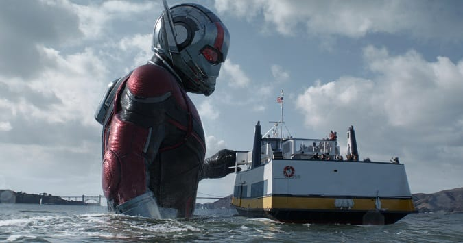 Ant-man and the wasp for kids