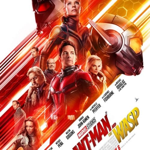 Ant-Man and the wasp movie review safe for kids
