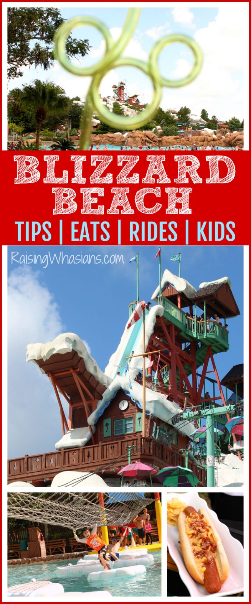 Blizzard beach tips eats
