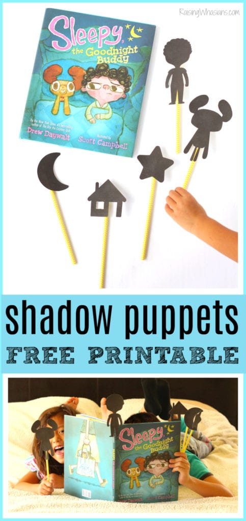 Free shadow puppets for kids