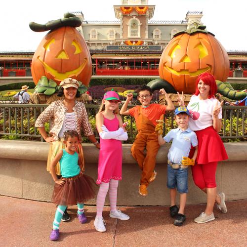Wreck-It Ralph family costume ideas