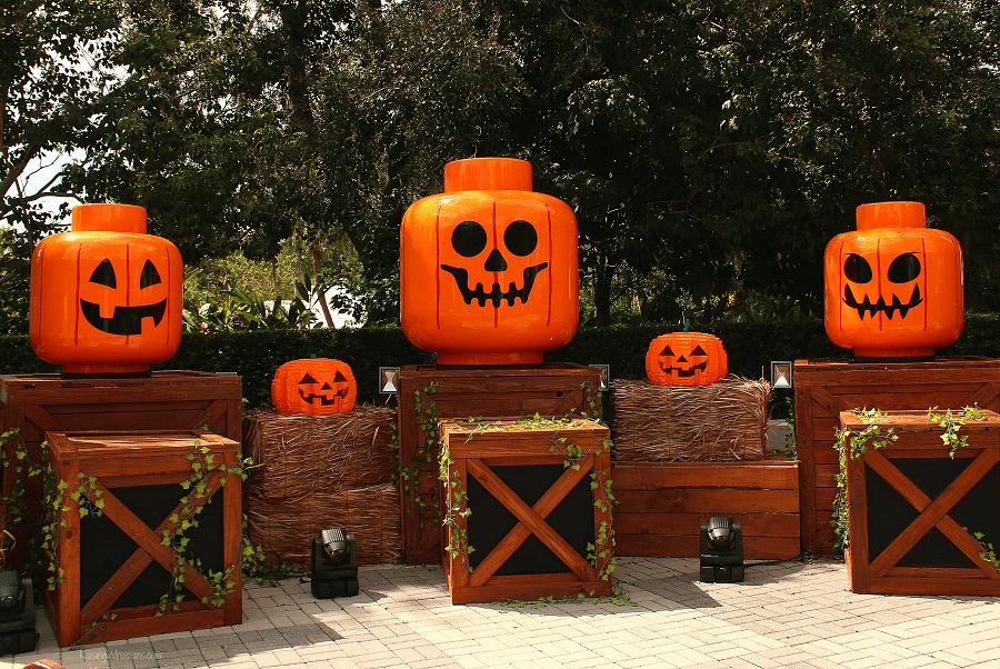 Best Legoland Halloween events