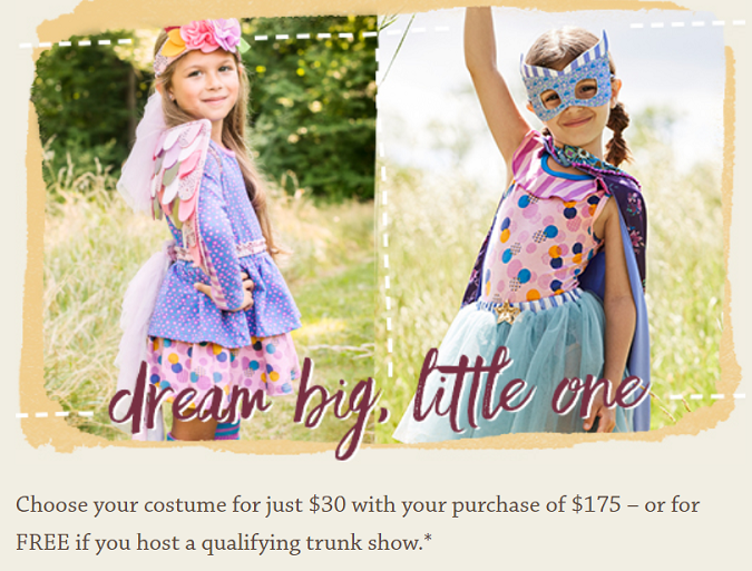 Matilda Jane clothing costumes