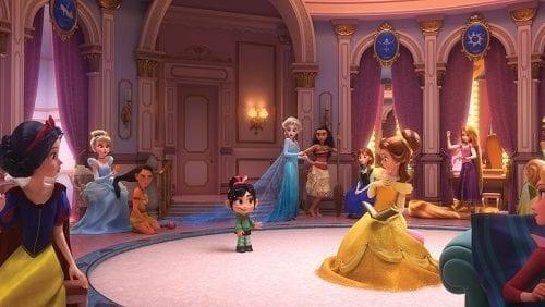 Why the Ralph breaks the internet Disney princess scene matters