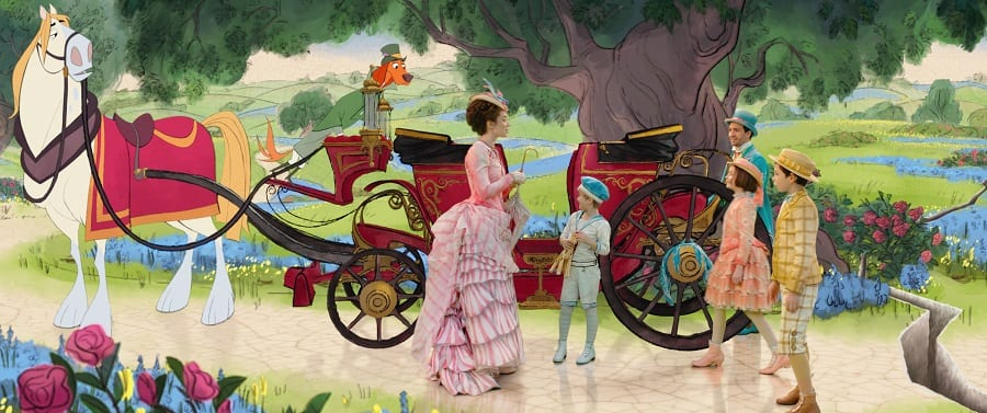 Is Mary Poppins Returns ok for children