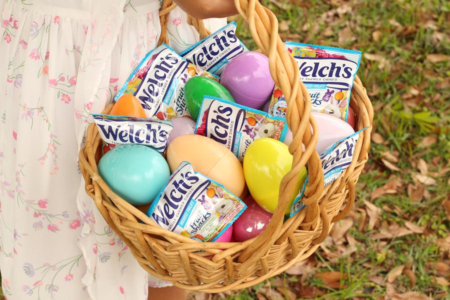 Easter egg hunt candy alternatives