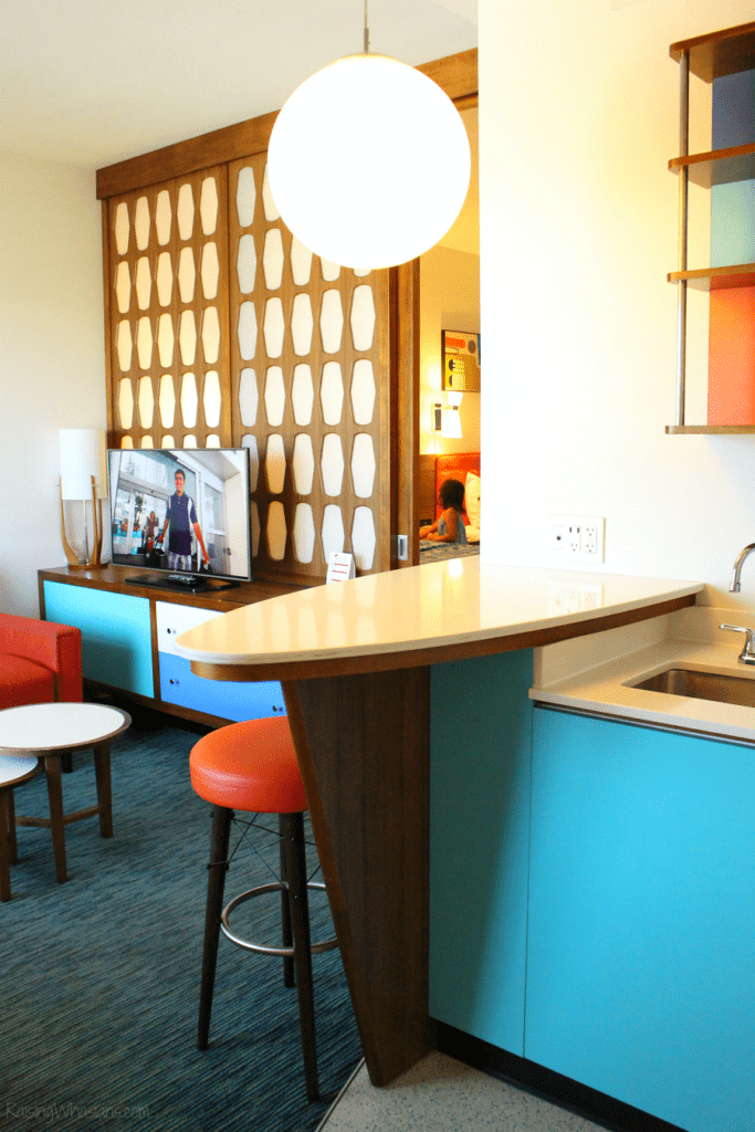 Cabana bay room tour