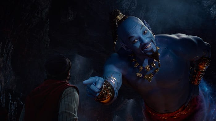 Aladdin movie review for parents
