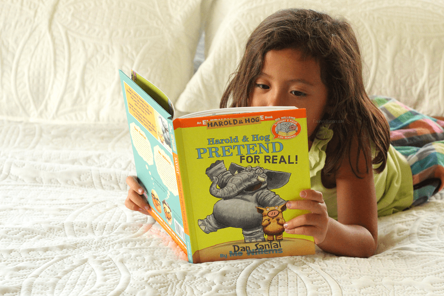 Elephant and piggie books for kids