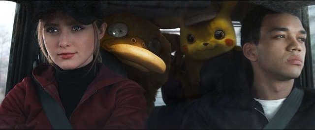 Pokémon detective pikachu ok for kids