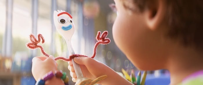 Toy story 4 parent review