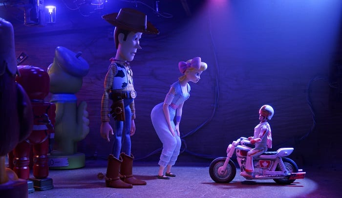Toy story 4 safe for kids
