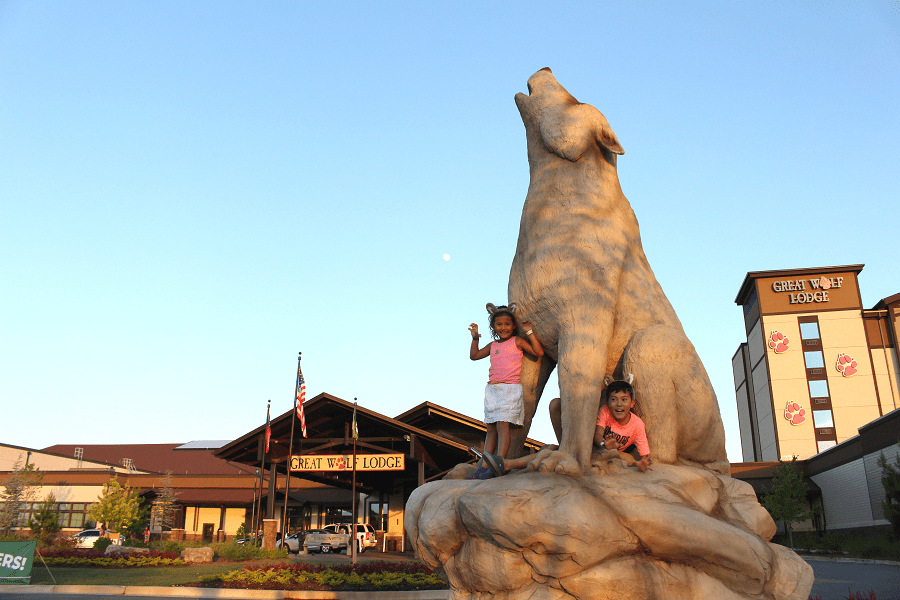 Great wolf lodge vacation ideas
