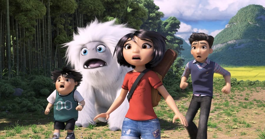 Abominable movie review for kids
