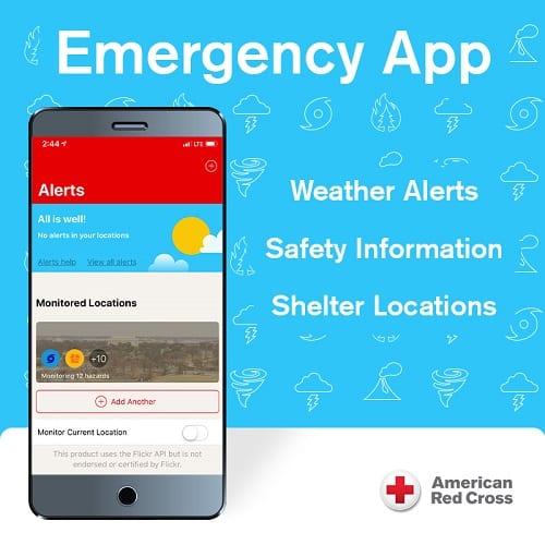 Best red cross apps