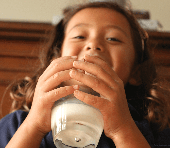 Drink recommendations for kids