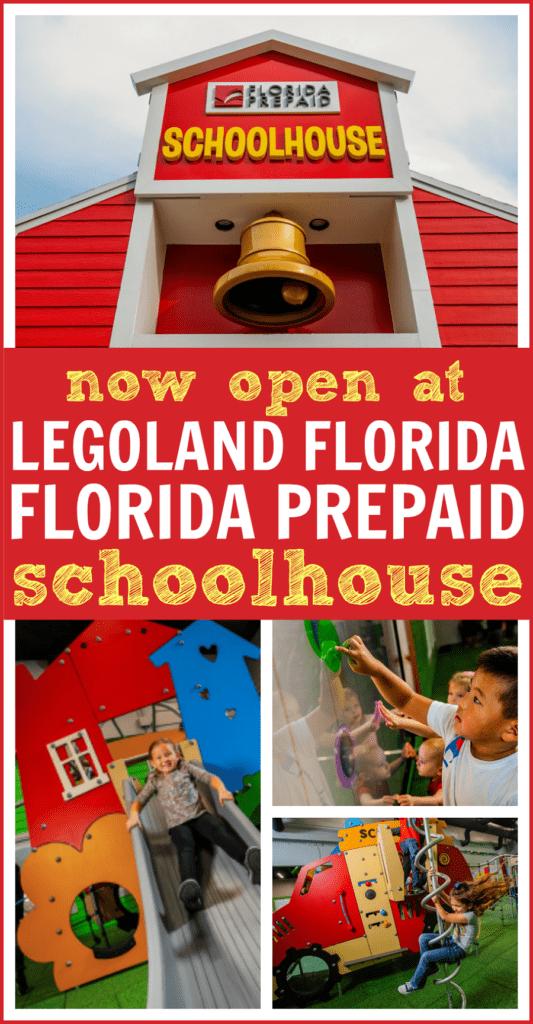 Legoland Florida for toddlers