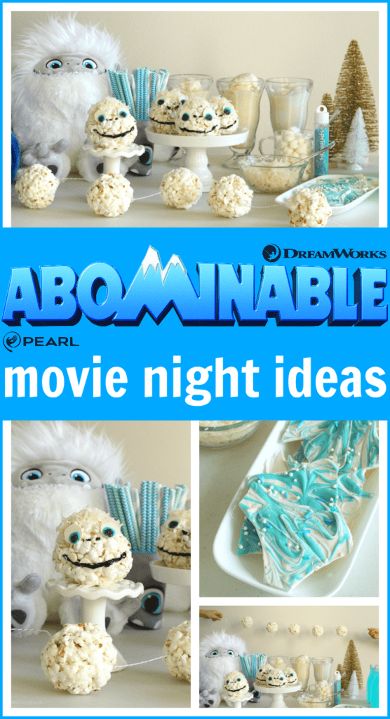 Abominable movie night